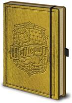 Harry Potter Premium Notitieboek - Hufflepuff