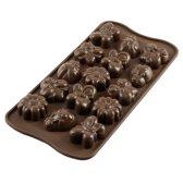 Silikomart Chocolade Mal Lente figuren