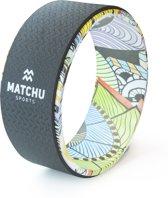 Matchu Sports - Yoga wheel - Art