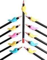 Potlood grip -5 stuks - pen potlood verdikker - pencil grip - penverdikking