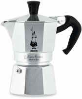 Bialetti Moka Express Percolator - 100ml - 2 kops