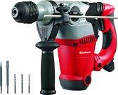 EINHELL Boorhamer RT-RH 32 - 1250 W - 3,5 J - SDS-Plus - Inclusief 3x boor / 2x beitel / koffer