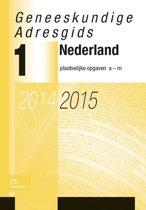 Geneeskundige adresgids Nederland 2014-2015