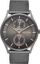 Skagen Denmark Holst horloge SKW6180 - Heren - Grijs - Ø 40 mm