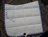 Suède dressage pads friesch Dressuur