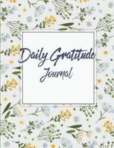 Daily Gratitude Journal