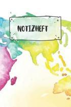 Notizheft: Punktiertes Reisetagebuch Notizbuch oder Reise Notizheft Gepunktet - Reisen Journal f�r M�nner und Frauen mit Punkten