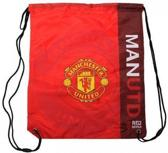 Manchester united Gymtas rood 43x33 cm