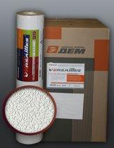 Schuimvinyl structuur behang EDEM 202-40 15 meter relief behang wit | 9 rollen 71 m2