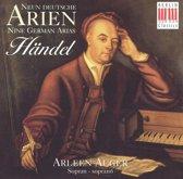 Handel: Neun Deutsche Arien