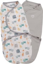 SwaddleMe Original Swaddle inbakerdoek - 2-pack Bohemian Jungle - Small