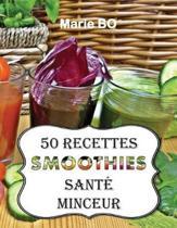 50 Recettes Smoothies Sant
