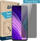 Just in Case Privacy Tempered Glass Samsung Galaxy A70 Protector - Arc Edges