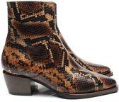 Maripe 28580 western boots - middelbruin