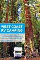 Omslag van 'Moon West Coast RV Camping (4th ed)'