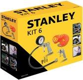 Stanley Luchtset - Bandenpistool - slang - blaaspistool - 6 delig