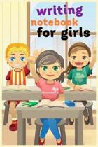 Writing Notebook for Girls