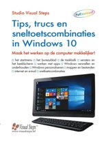 Tips, trucs en sneltoetscombinaties in Windows 10
