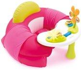 Smoby Cotoons Opblaaszitje met speelblad roze 110211