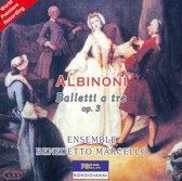 Balletti A Tre Op. Iii