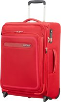 American Tourister Airbeat Upright Reiskoffer (Handbagage) - 48 liter - Pure Red