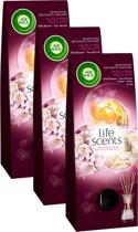 Air Wick Life Scents Geurstokjes - Zalige Zomer - 3 x 30 ml
