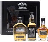 Jack Daniel's Tennessee Whiskey Miniset -3x 5cl