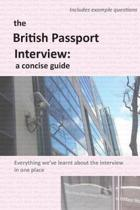 The British Passport Interview