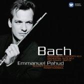 Bach: Brandenburg Concerto no 5, Orchestral Suite no 2 etc / Pahud et al