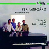 Trio Op.15, Spell, Letters Of Grass