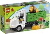 LEGO DUPLO Dierentuin Vrachtwagen - 6172