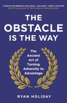 Boek cover The Obstacle is the Way van Ryan Holiday (Paperback)