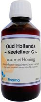 Oud Hollands Keelelixer met vitamine C