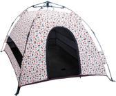 P.L.A.Y - Outdoor tent - Vanille - 134x134x98cm