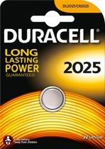 Duracell CR2025 (DL2025) Lithium 3v