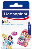 Hansaplast Kids Princess - 16 strips - Pleisters