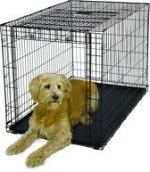 Hondenbench Ovation met roldeur 126x77x82cm