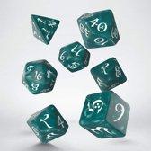 Dobbelstenen Classic RPG Dice Set Stormy/White (7 stuks)