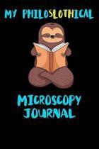 My Philoslothical Microscopy Journal