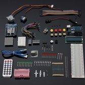 Arduino Compatible Basis Starters Set Kit LCD  - Inclusief Gebruikersdocumentatie (Engels) - Arduino UNO R3 Set - Extra Compleet -  V7