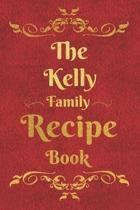 The Kelly Family Recipe Book