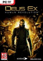 Deus Ex: Human Revolution - Benelux Edition - Windows