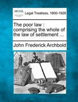 The Poor Law