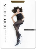 MarcMarcs, 70 denier lycra panty opaque, Tobacco 86070, Maat L (38/40)