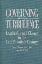Governing Through Turbulence