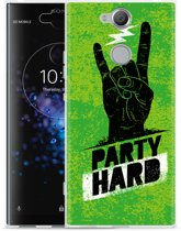 Sony Xperia XA2 Plus Hoesje Party Hard 3.0