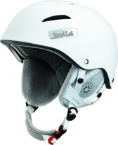 Bollé B Star - Skihelm - Dames - L / 58-61 cm - Soft White Arabesque