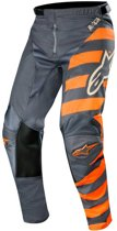 Alpinestars Crossbroek Racer Braap Anthracite/Fluor Orange/Sand-32