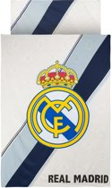 Dekbedovertrek Real Madrid - Beddengoed - 140 x 200 cm