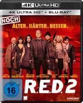 R.E.D. 2 (Ultra HD Blu-ray & Blu-ray)